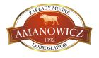 """Zakłady Mięsne """"DOBROSŁAWÓW"""" Henryk Amanowicz-  (w sprzedaży mięso wieprzowe, wołowe, wędliny)"""