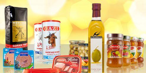 Produkty z Turcji- przyprawy, słodycze, dania gotowe, wędliny