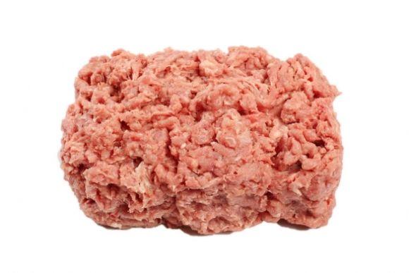 Mięso drobne z podudzia