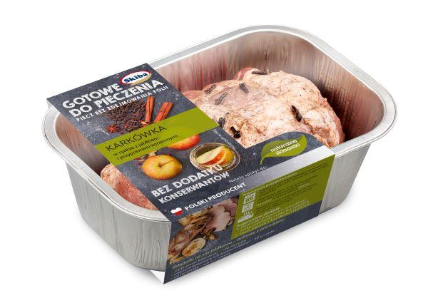 Gotowe dania mięsne- karkówka z przyprawami korzennymi
