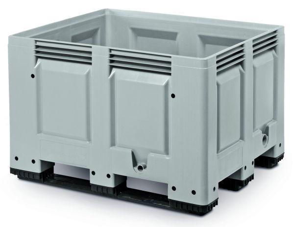 Skrzyniopaleta BIG BOX 1200 X 800 X 790 mm na płozach