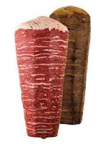 Kebab wołowy walec
