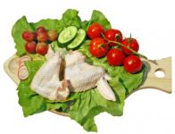Skrzydło kura mięsna