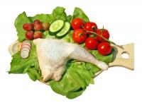 Ćwiartka kura rosołowa