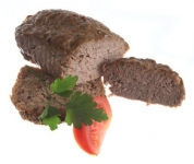 Pasztet z gęsi zapiekany- wątróbkowy