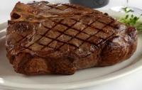 Stek z rostbefu z kością z dużą polędwicą - PORTERHOUSE STEAK