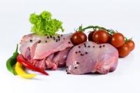 Mięso gulaszowe-Podudzie z indyka trybowane b/k, b/s