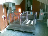 Śluza sanitarna- wyposażenie higieniczne