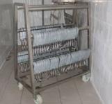 Wózek do haków- wyposażenie pozostałe