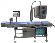 Automat ważąco - etykietujący DIBAL MS-4000