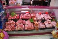 Komplet pojemników do prezentacji mięsa i drobiu w ladzie