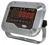 Waga platformowa DIBAL DMI-610 INOX