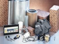 Serwis sprężarek i urządzeń kompresorowni