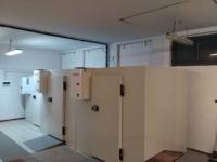 Komory chłodnicze modułowe z monoblokami ściennymi
