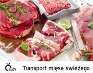 Transport mięsa świeżego