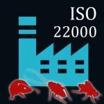 Ochrona przed szkodnikami  w standardzie: ISO 22000