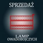 Sprzedaż lamp owadobójczych
