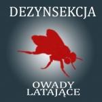 Dezynsekcja na owady latające