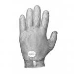 Rękawica z plecionki pierścieni metalowych Niroflex 2000