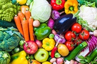 Transport warzyw i owoców