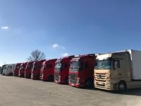 Chłodniczy transport krajowy