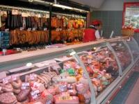 Witryny do mięsa