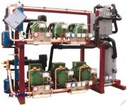 Instalacje chłodnicze CO2 i freonowe