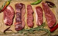 Elementy mięsa wołowego