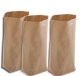 Torebki papierowe makulaturowe