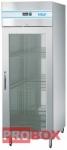 Szafa chłodnicza 410L z drzwiami szklanymi, z oświetleniem LED
