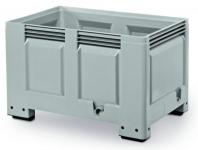 Skrzyniopaleta BIG BOX wym. 1200 X 800 X 760 mm na 4 stopach