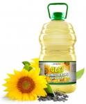 Olej spożywczy rafinowany, słonecznikowy