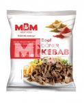 Kebab wołowy cięty mrożony
