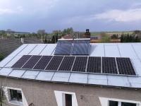 Kolektory słoneczne do domu