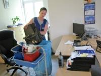 Sprzątanie obiektów biurowych
