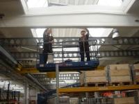 Sprzątanie hal magazynowych i fabrycznych