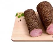 Osłonki z przyprawami do salami, kiełbas