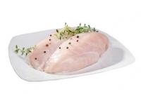 Filet z piersi kurczaka -świeży, mrożony IQF
