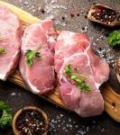 Mięso wieprzowe, mrożone łódzkie