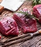 Mięso wołowe, mrożone, chłodzone, łódzkie