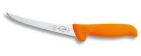 Nóż trybownik wygięty półelastyczny 13 cm pomarańczowy Dick Mastergrip 828821353