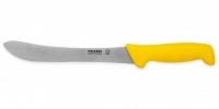 Nóż masarski nr. 15 żółty (20cm) Polkars