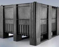 Skrzyniopaleta CB1 1200x800x740mm – 470 l