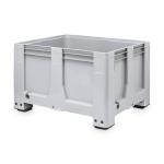 Skrzyniopaleta MaxiLog® wym. 1200 X 1000 X 760 mm na 4 stopach
