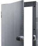 Drzwi chłodnicze jednoskrzydłowe, producent
