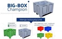 Skrzyniopaleta Big Box Champion
